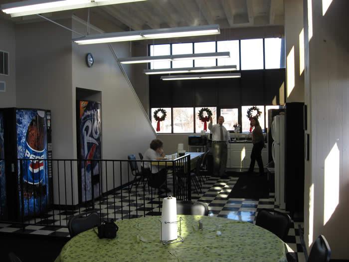 Duplicator Sales Lunchroom