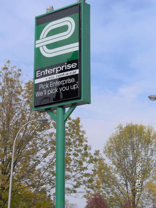 Enterprise Sign